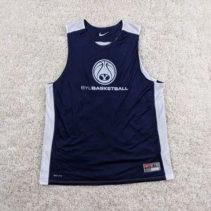 Nike BYU Cougars Reversible Jersey Men XL A04